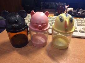 Plasmasiniai vaikiski puodeliai