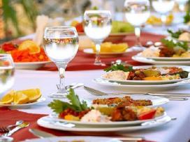 Maistas šventėms, renginiams, krikštynoms