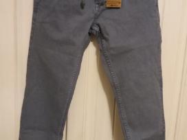 Naujos džinsinės kelnės 140cm.