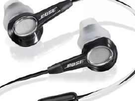 Bose Mobile In-ear Headphones Black.