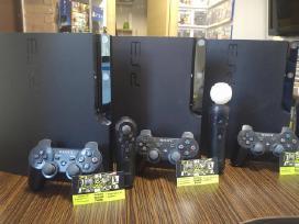 Sony Playstation 3 Atrišti Su Garantija