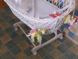 Lopšys-lovytė, Gultukas-kėdutė, muzikinė karuselė