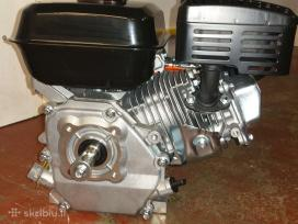Benzininis variklis motoblokui melzimo aparatui