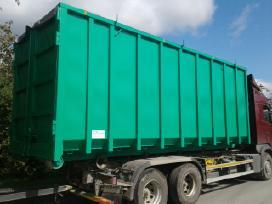 Užtraukiemeji konteineriai Multilift - nuotraukos Nr. 2