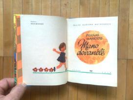 """Pranas Masiotas """"Mano dovanele"""" 1970 metai - nuotraukos Nr. 2"""