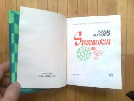"""Pranas Masiotas """"Sparnuociai"""" 1972 metai - nuotraukos Nr. 2"""