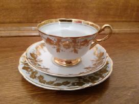 Servizas arbatos porcelianas