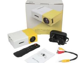 Naujas Mini Led projektorius Y300 tik 57€