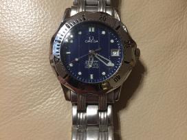Nedevetas vyriskas Omega laikrodis