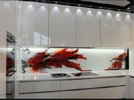 Stiklo sieneles,veidrodziai i vonia,stiklo gamini