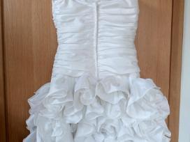 Balta progine suknele. - nuotraukos Nr. 2