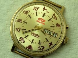 CCCP - laikrodis Slava . Slava CCCP 1922 - 1982 - nuotraukos Nr. 2
