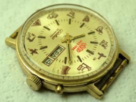 CCCP - laikrodis Slava . Slava CCCP 1922 - 1982 - nuotraukos Nr. 3