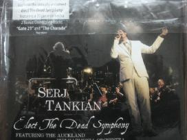 Serj Tankian (originalas) CD+dvd