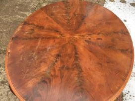 XIX a raudonmedžio stalas - nuotraukos Nr. 4