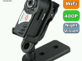 Mini WiFi, p2p, Ip kamera - nuotraukos Nr. 2