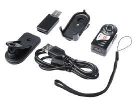 Mini WiFi, p2p, Ip kamera - nuotraukos Nr. 4
