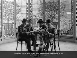 Keturios kėdės (laikotarpis 1885-1915m.)