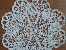 Nertos servetėlės 25 cm - nuotraukos Nr. 4