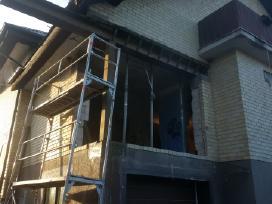 Griovimas,rekonstrukcija su statyb.laužo išvežimu - nuotraukos Nr. 2