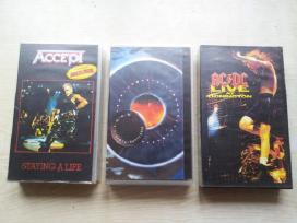 Aukstos klases Philips Hg, Basf Eq video kasetes - nuotraukos Nr. 2