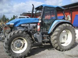 Ford New Holland dalys Ir Remontas
