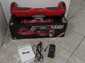 Hoverboard riedis su garantija tik nuo 85€