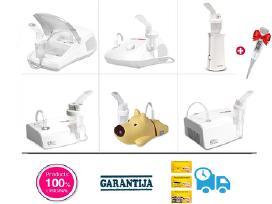 Šveicariški inovatyvus Rossmax inhaliatoriai