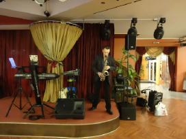 Saksofonistas - nuotraukos Nr. 4