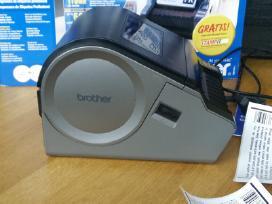 Brother Ql-1050 etikečių spausdintuvas - nuotraukos Nr. 2