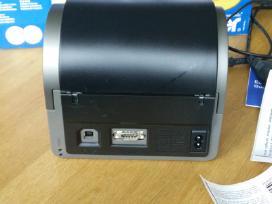 Brother Ql-1050 etikečių spausdintuvas - nuotraukos Nr. 3