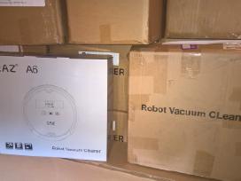 Dulkių siurblys-robotas Eaz A6 - nuotraukos Nr. 3