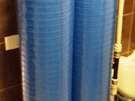 Vandens filtrai. vandens geležies šalinimo filtras