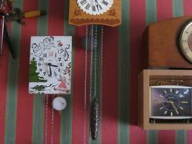 Du seni laikrodziai - labai geros bukles .zr. foto