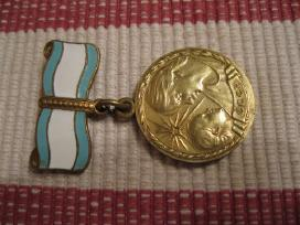 CCCP - medalis . . .geros bukles.zr. foto.