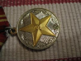 Medalis CCCP.zr. foto. - nuotraukos Nr. 2