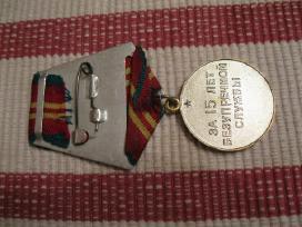 Medalis CCCP.zr. foto. - nuotraukos Nr. 3