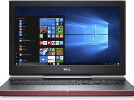 Dell G3, G5 i7-8750h, Ips Gtx 1060 notebook naujas