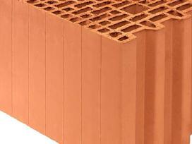 Porotherm keraminiai blokai