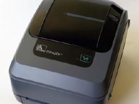 Zebra Gk420t etikečių spausdintuvas