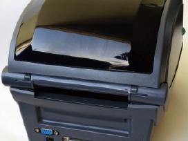 Zebra Gk420t etikečių spausdintuvas - nuotraukos Nr. 4