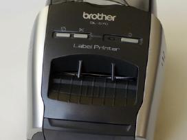 Brother Ql-570 etikečių spausdintuvas