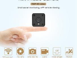 WiFi Mini Ip HD kamera