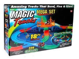 Magic traks šviečianti lenktynių trasa 360dalių - nuotraukos Nr. 2