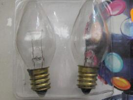 Lemputės 12v 8w E12
