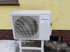 Taupiausias šildymo sprendimas .Oras vanduo - nuotraukos Nr. 4