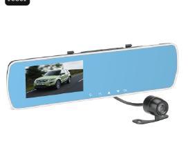 Vaizdo registratorius veidrodėlis su galine kamera - nuotraukos Nr. 2