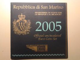 San marino euro monetų rinkiniai - nuotraukos Nr. 2