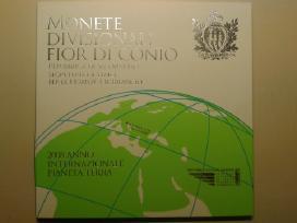 San marino euro monetų rinkiniai - nuotraukos Nr. 3