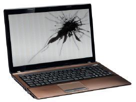 Skubus nešiojamų kompiuterių ekranų keitimas